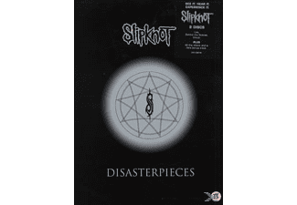 Slipknot - DISASTERPIECES [DVD]