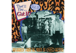 Various - That Ll Flat Git It Vol.13abc-Recordingsabc-Recordings - (CD)