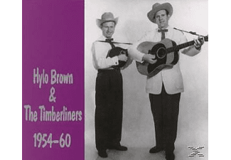 Hylo Brown - 1954-1960   2-Cd - (CD)