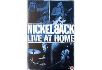 Nickelback - Live At Home [DVD]