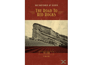 Mumford & Sons - The Road To Red Rocks - The Film [Blu-ray]