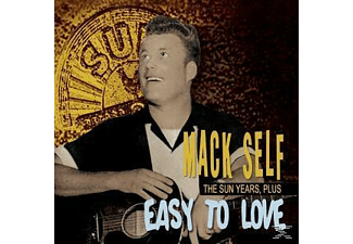 Mack Self - Easy To Love, The Sun Years - (CD)