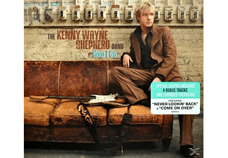 The Kenny Wayne Shepherd Band - How I Go (Special Edition) [CD]