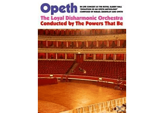 Opeth - In Live Concert At The Royal Albert Hall [DVD + Video Album]
