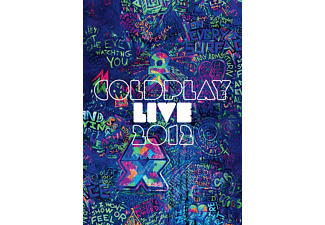 Coldplay - LIVE 2012 | Blu-ray