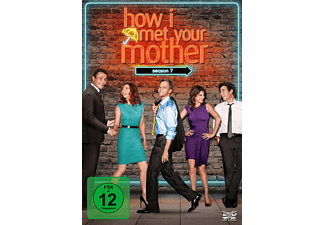 How I Met Your Mother - 7. Staffel Komödie DVD