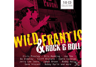 Various - Wild & Frantic - Rock'n'roll [CD]