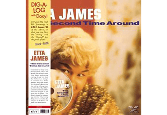 James Etta - The Second Time Around - (LP + Bonus-CD)