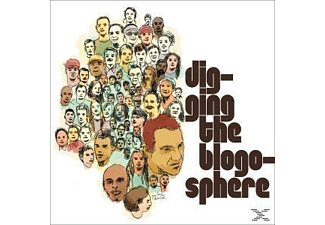 VARIOUS - Digging The Blogosphere (Incl.Download) - (Vinyl)