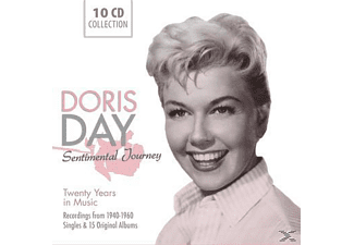 Doris Day - Sentimental Journey [CD]