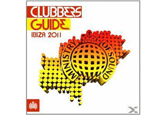 VARIOUS - Ministry Of Sound: Clubbers Guide To Ibiza '11 [CD]