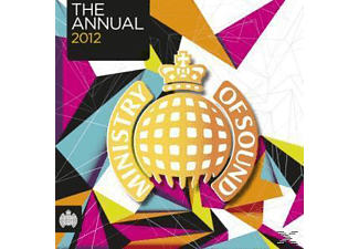 VARIOUS - Ministry Of Sound: Annual 2012 - (CD)