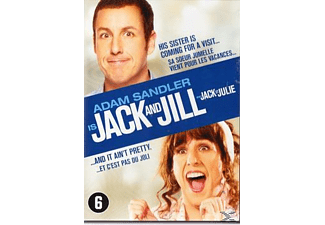 JACK AND JILL | DVD