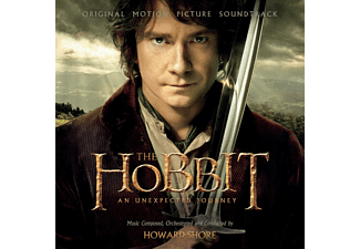 Howard Shore THE HOBBIT - AN UNEXPECTED JOURNEY Soundtrack CD