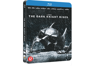 The Dark Knight Rises (Steelbook) | Blu-ray