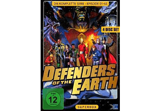 Defenders Of The Earth - Superbox - (DVD)