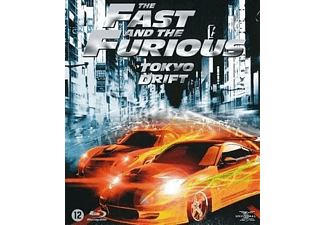 Fast And The Furious - Tokyo Drift | Blu-ray