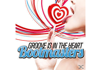 Bootmasters - Groove Is In The Heart - (Maxi Single CD)