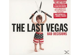 The Last Vegas - Bad Decisions [CD]