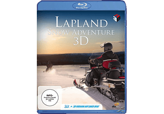 Lapland Snow Adventure [3D Blu-ray]