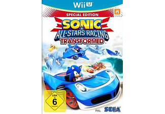 Sonic All-Stars Racing Transformed - Limited Edition [Nintendo Wii U]