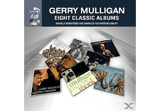 Gerry Mulligan - 8 Classic Albums [CD]
