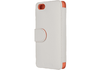 TELILEO 0398, Bookcover, iPhone 5, Weiß