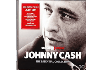 Johnny Cash - Essential Collection (2cd+Dvd) [CD + DVD Video]