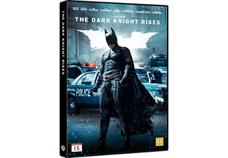 Batman - The Dark Knight Rises Action DVD