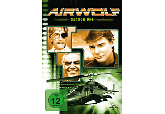 AIRWOLF 1.SEASON - (DVD)
