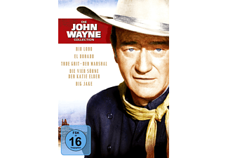 John Wayne Collection - Jubiläums-Box DVD-Box - (DVD)