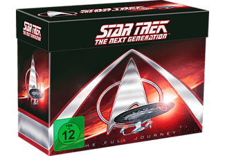 Star Trek - The Next Generation - Complete Boxset [DVD]