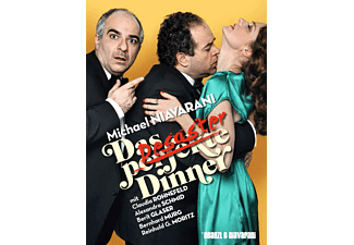 Das perfekte Desaster Dinner Kabarett/Theater DVD