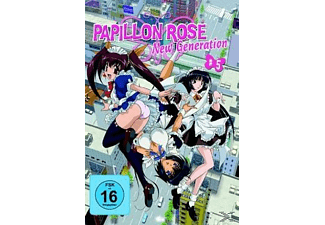 Papillon Rose New Generation #5 - (DVD)