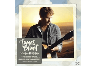 James Blunt - Trouble Revisited - (CD + DVD Video)