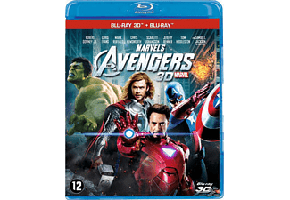 The Avengers 3D | 3D Blu-ray