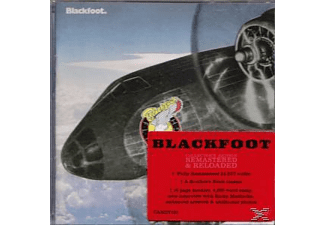 Blackfoot - Flyin' High (Lim.Collector's Edition) [CD]