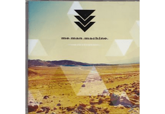 Me.Man.Machine. - Reviver [CD]