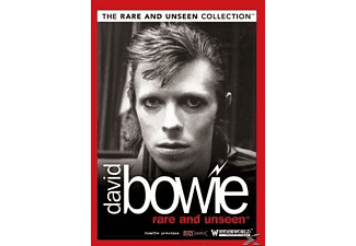 David Bowie - Rare And Unseen - (DVD)