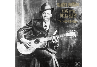 Robert Johnson - King Of The Delta Blues-Complete - (Vinyl)
