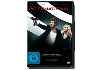 The International [DVD]