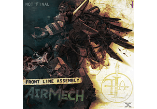Front Line Assembly - Airmech - (CD)
