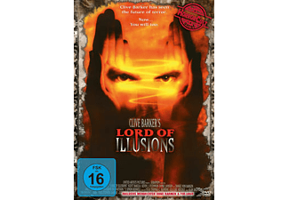 Lord of Illusions Uncut Edition [DVD]