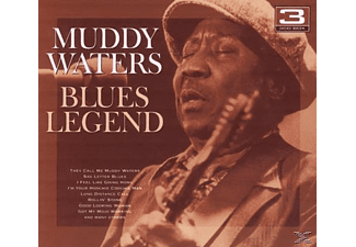 Muddy Waters - Blues Legend - (CD)