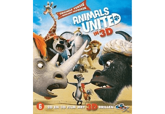Animals United 3D | 3D Blu-ray