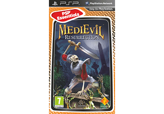 MediEvil: Resurrection Essentials PSP