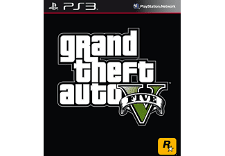 GTA 5 - Grand Theft Auto V - PlayStation 3 - USK: Ab 18 Jahren