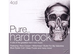 Various - Pure... Hard Rock [CD]