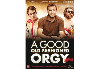 A Good Old Fashioned Orgy | DVD