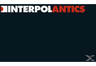 Interpol - Antics - (CD)